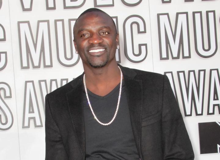 Akon (April 16)