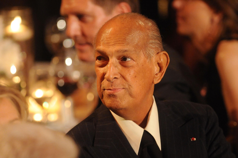 2014 Medal Carnegie Hall Of Excellence Gala Honoring Oscar De La Renta