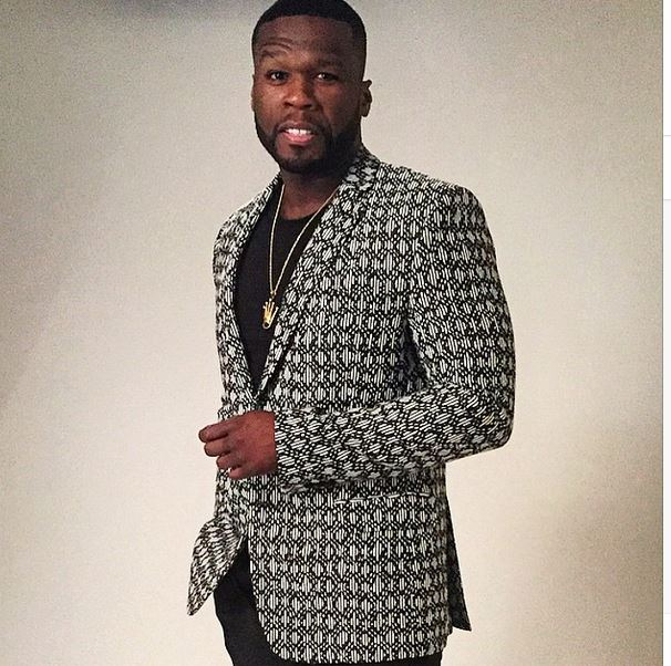 50 Cent lost 54 pounds in order to portray his emaciated character in the film 'All Things Fall Apart.'