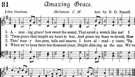 Little Known History Fact: 'Amazing Grace' | Black America Web