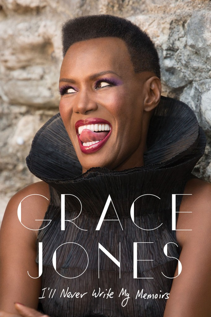 GraceJonesMemoirCover