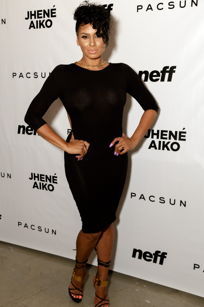 Did you guess reality star Laura Govan?