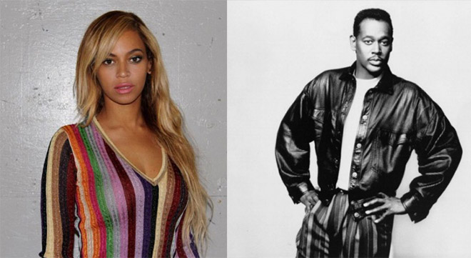 Luther Vandross & Beyonce