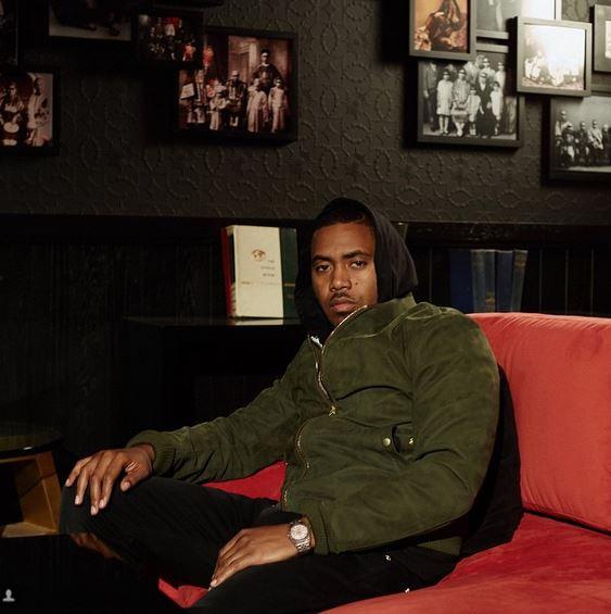 43 & Fine! Happy Birthday To One Of The Greatest, Nasir Jones