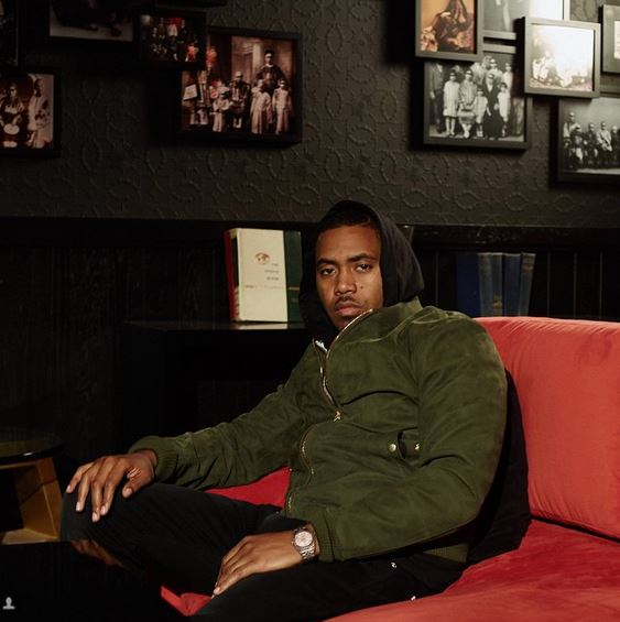 43 & Fine! Happy Birthday To One Of The Greatest, Nasir Jones