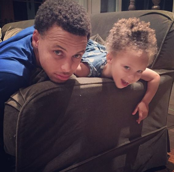 The Cutest Moments From The Currys!