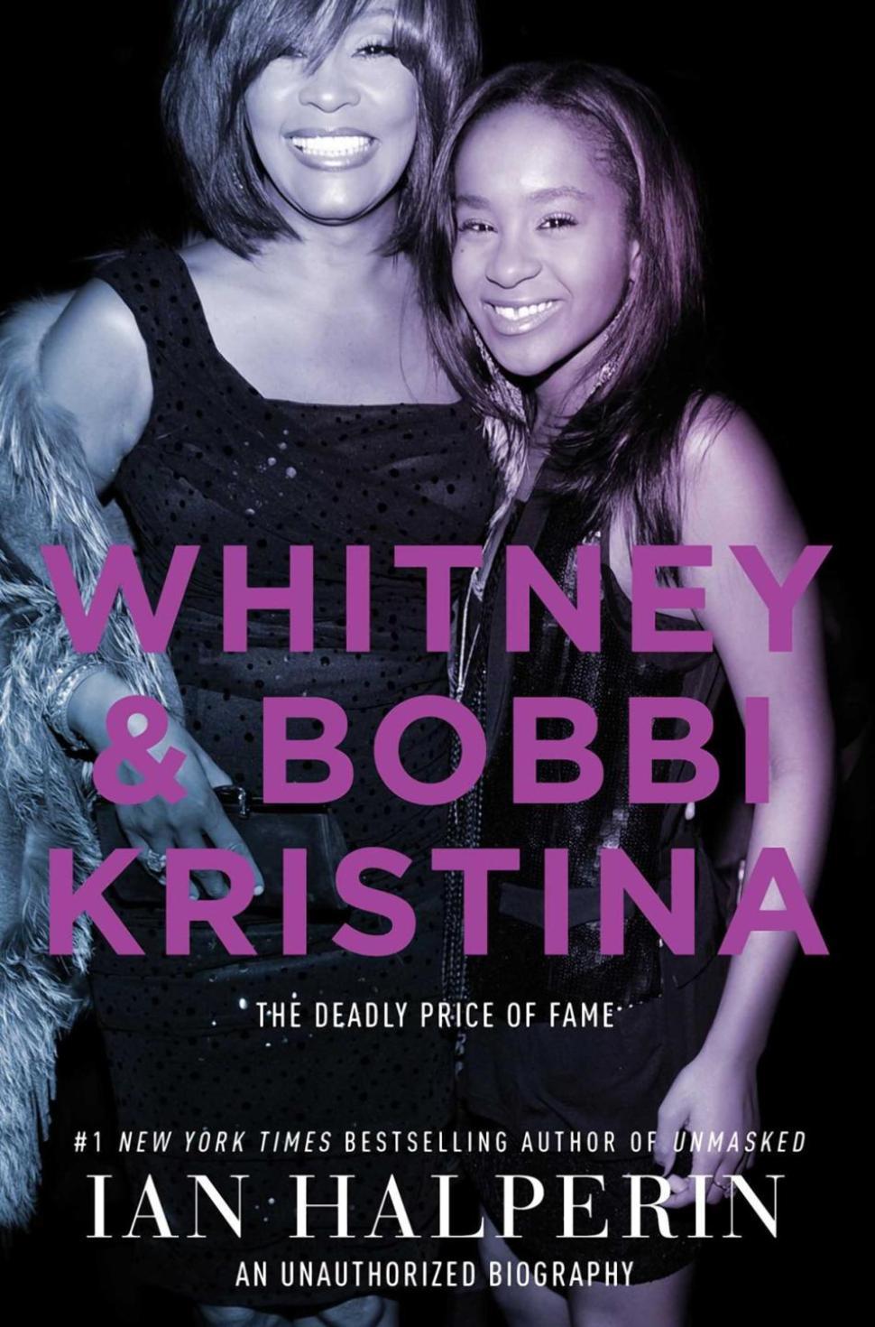 WhitneyHoustonUnauthorizedBook