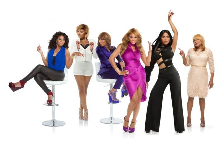The Braxton sisters are all aunties as well.