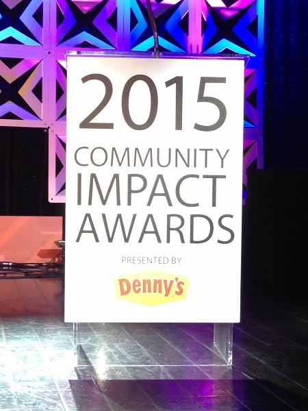 Denny's Community Impact Awards