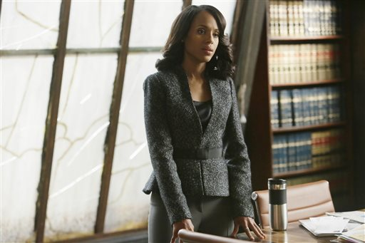 Washington was 7months pregnant with her daughter when she finished filming season three of 'Scandal' and then returned three months later to film season 4. While 8 months pregnant with her son, Washington filmed season 6 of 'Scandal.'