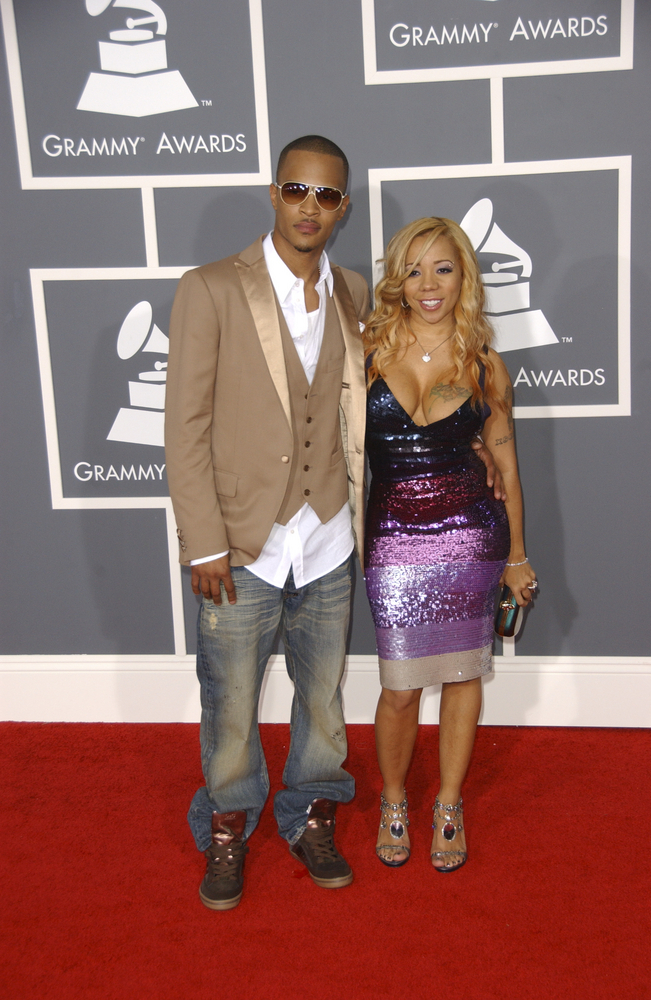 T.I. Shares Why He And Wife Tiny Live Apart