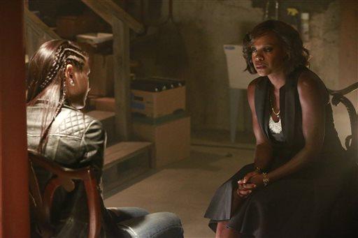 Viola Davis – 'How To Get Away With Murder'