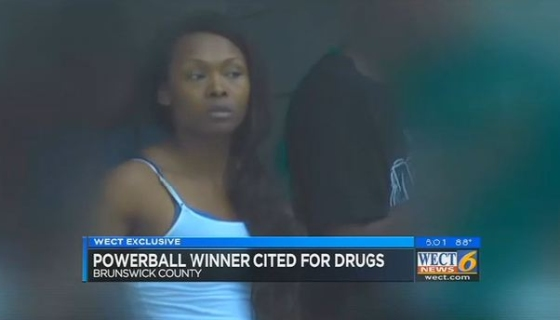 $188M Lottery Winner Charged With Drug Possession | Black America Web