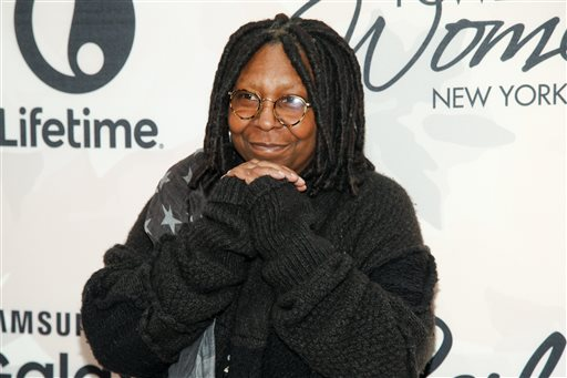 Whoopi Goldberg was born Caryn Johnson