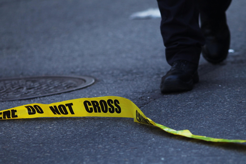 Shooting In Lower Manhattan Federal Building