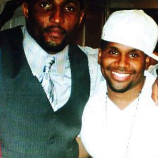 Ray Lewis and Avant
