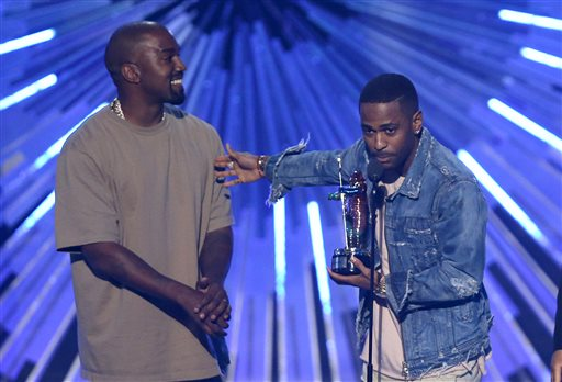 Big Sean won best Video With A Social Message for his song with Kanye West and John Legend.