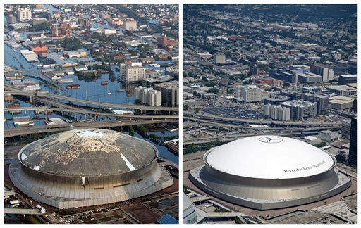Katrina 10: The Anniversary In Pictures