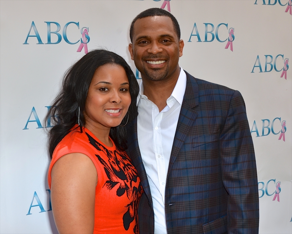 05/08/2013 - Mechelle Epps and Mike Epps - ABC's Mother's Day Luncheon - Arrivals - Four Seasons Hotel - Beverly Hills, CA, USA - Keywords: Orientation: Portrait Face Count: 1 - False - Photo Credit: Billy Bennight / PR Photos - Contact (1-866-551-7827) - Portrait Face Count: 1