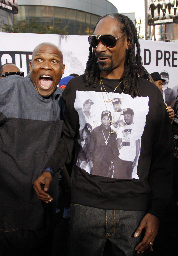 Snoop Dogg and Big Boy