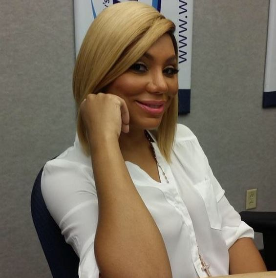 It's Tamar Braxton!