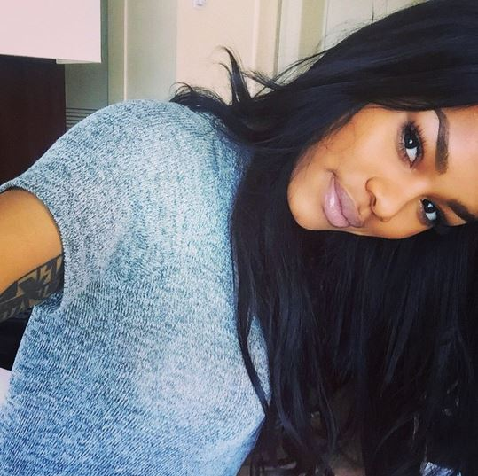Teyana Taylor was famously known for her long locks…