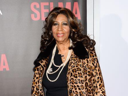 Aretha Franklin (March 25)