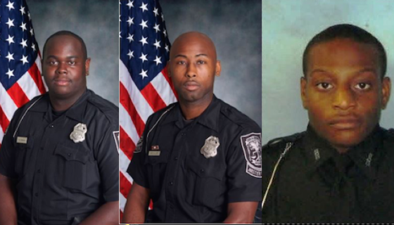 Three Black Atlanta Police Officer On Leave In Wrong House Shooting