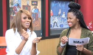 Deborah Cox Names That Lyric, Plays Pick Your Price & Wins At Canadian Trivia [WATCH]