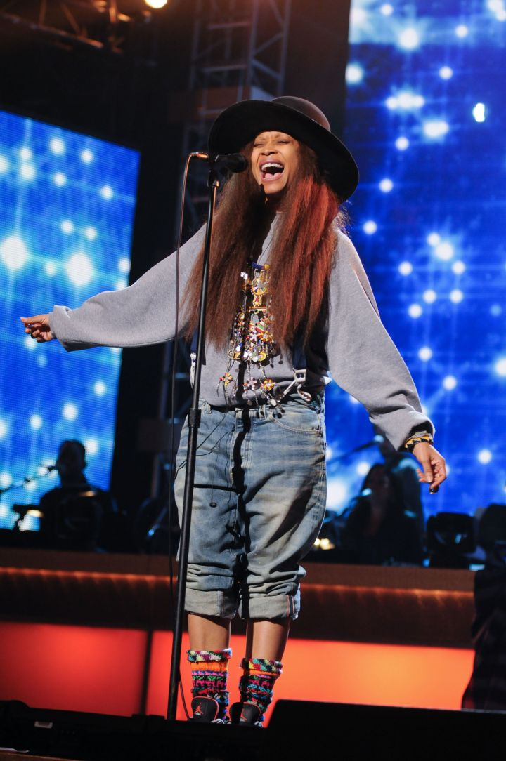 Black Music Month: How Well Do You Know Erykah Badu?