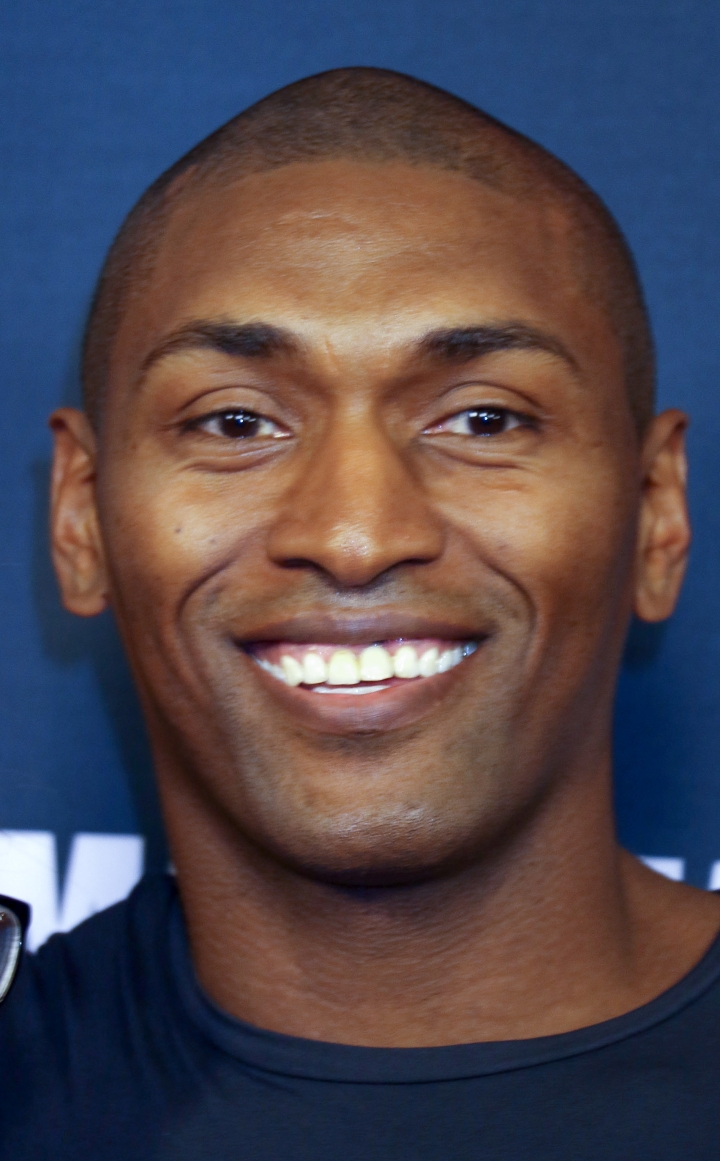 Ron Artest accidently? put his nude photos on the Internet.