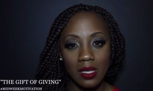 Midweek Motivation: 'The Gift of Giving' [VIDEO]