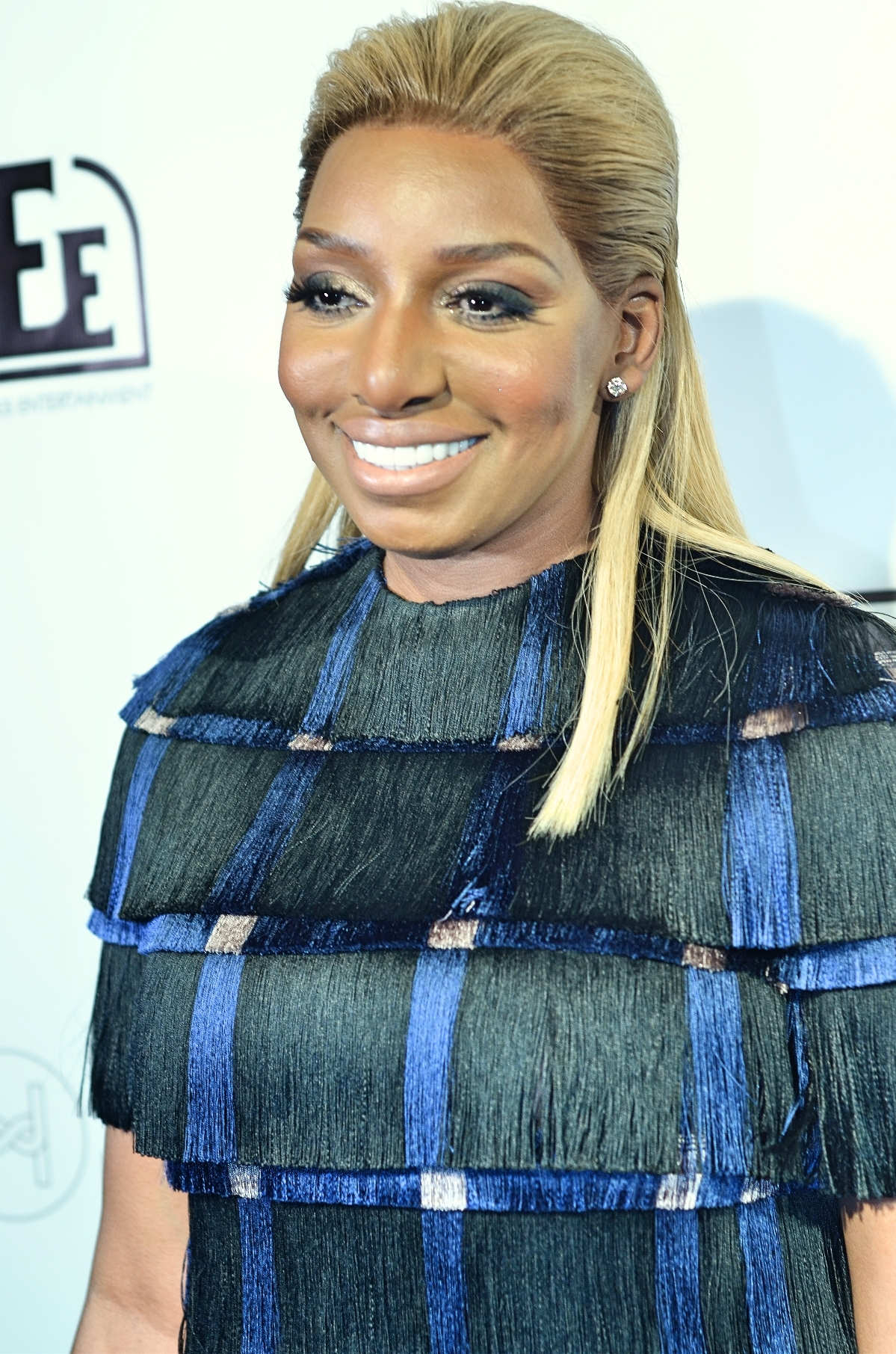 08/30/2015 - Nene Leakes - Diddy and Friends #FINNAGETLOOSE MTV VMA After Party - Supper Club at the Vogue Theater - Hollywood, CA, USA - Keywords: FINNAGETLOOSE, MTV Video Music Awards, VMA, red carpet, After Party, arrivals, attending, Supper Club, vertical, Art Culture and Entertainment Orientation: Portrait Face Count: 1 - False - Photo Credit: Sir Jones / PRPhotos.com - Contact (1-866-551-7827) - Portrait Face Count: 1