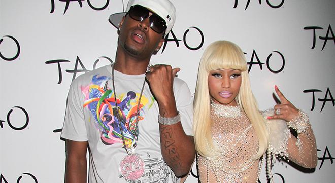 Nicki Minaj is suing her ex Safaree