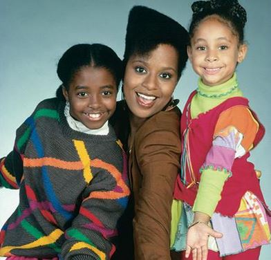 Rudy and Vanessa Huxtable and Olivia Kendall