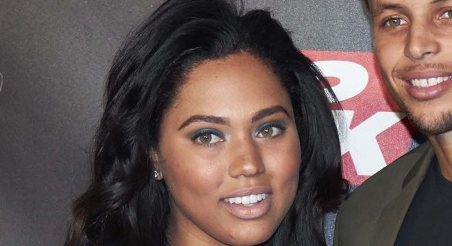 Ayesha Curry is Chinese, Jamaican, African American and Polish
