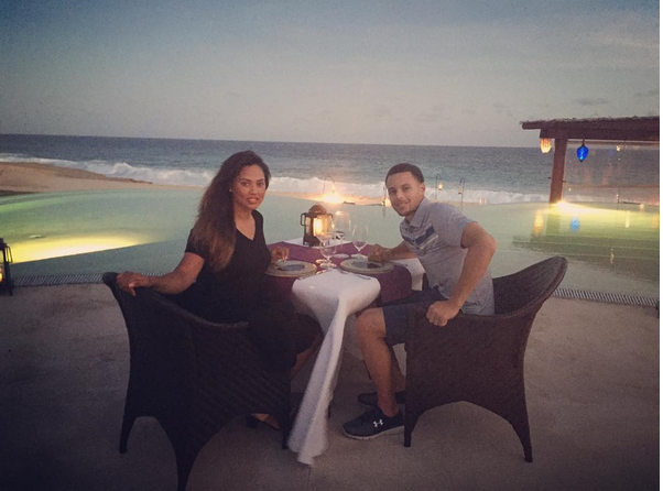 The NBA's Most Loved Family: 28 Cutest Moments From The Currys!