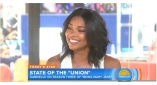 Gabrielle Union Speaks On Infertility, Says Waking Up To Dwayne Wade Is 'Hot'