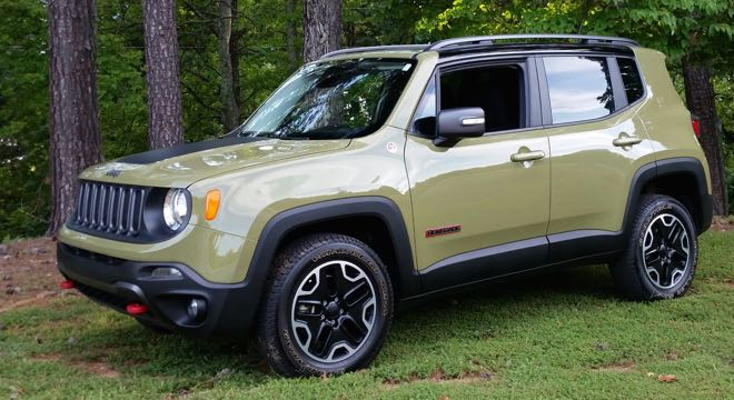 2015 jeep renegade trailhawh 4wd the baby jeep wrangler 15 minut. Black Bedroom Furniture Sets. Home Design Ideas