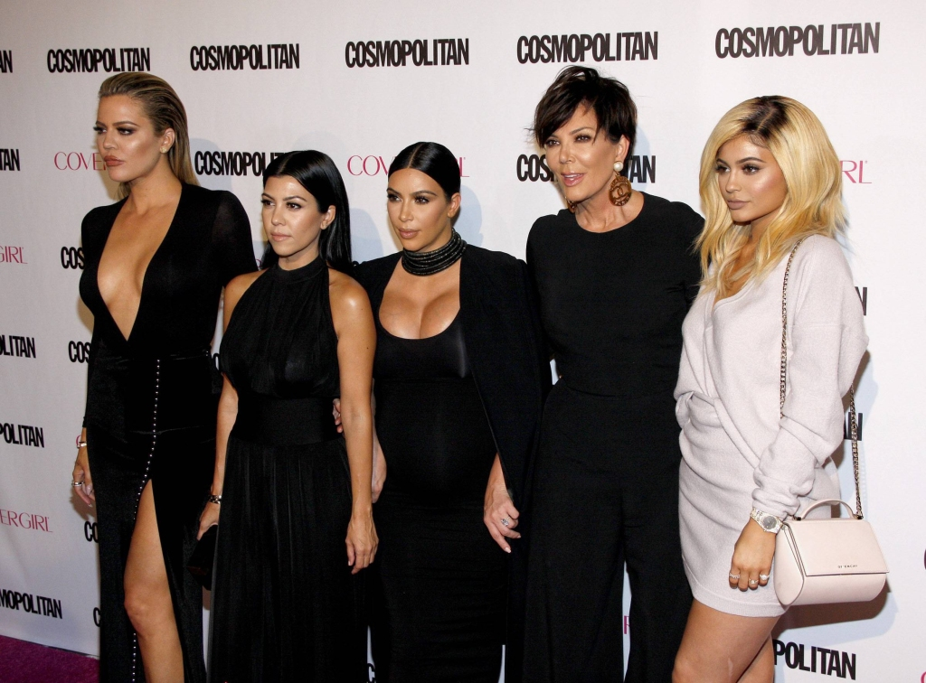 10/12/2015 - Khloe Kardashian, Kourtney Kardashian, Kim Kardashian, Kris Jenner and Kylie Jenner - Cosmopolitan's 50th Birthday Celebration - Arrivals - Ysabel - West Hollywood, CA, USA - Keywords: Orientation: Portrait Face Count: 1 - False - Photo Credit: David Gabber / PRPhotos.com - Contact (1-866-551-7827) - Portrait Face Count: 1