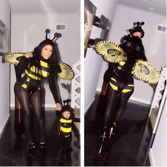 Royal Reign is the daughter of Lil' Kim.