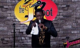 WATCH: Michael Blackson Hits The J. Spot Comedy Club Stage, Dishes On Fat American Women?