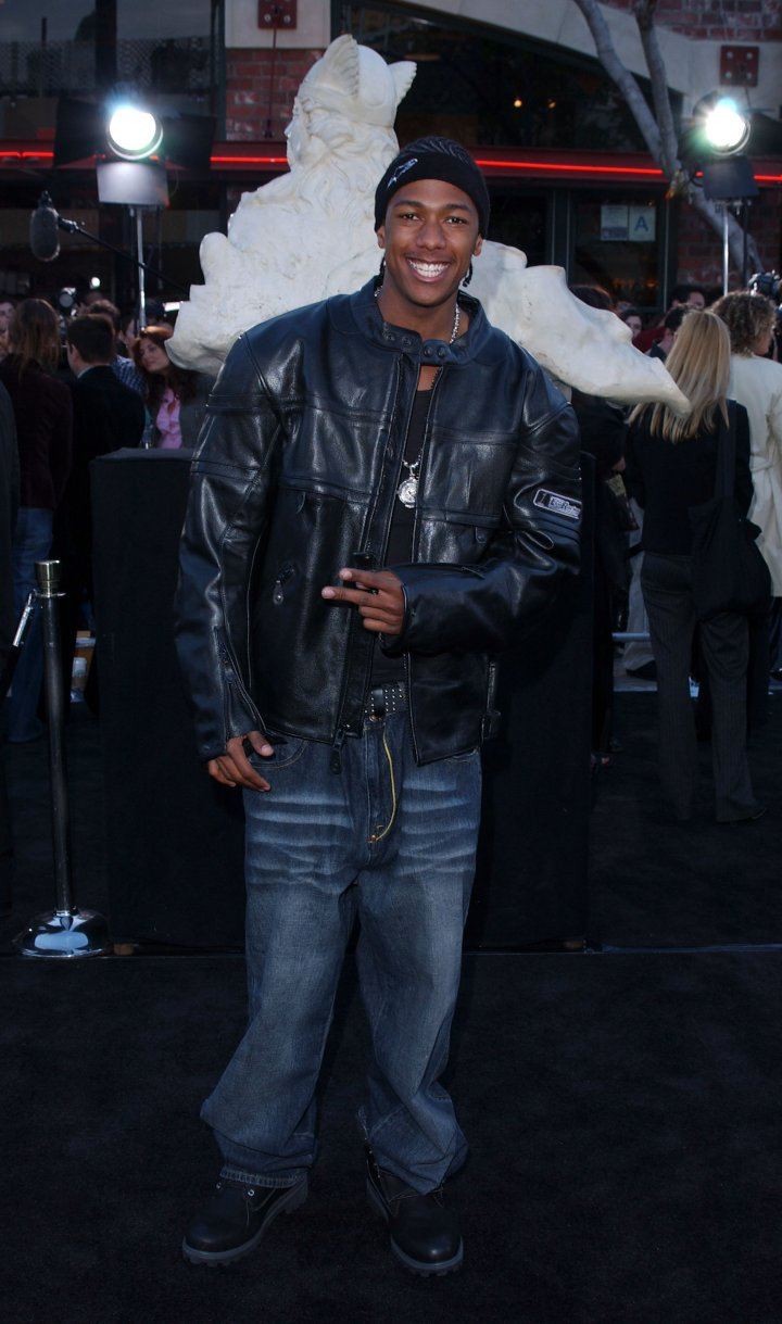 Nick Cannon – 2002