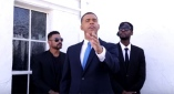 FUNNY! President Obama Impersonator Disses Trump In Drake Inspired Video [WATCH]