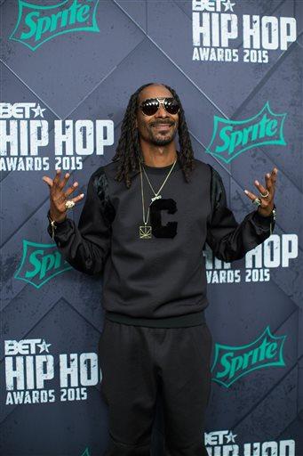 Snoop Dogg for Hillary Clinton