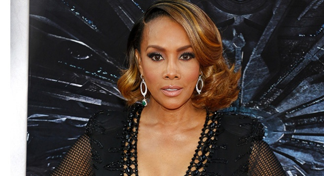 Vivica A. Fox Gets Ambushed By PETA Protesters At Her Book Launch