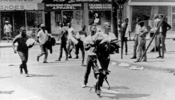 1965 Watts Riot Looting