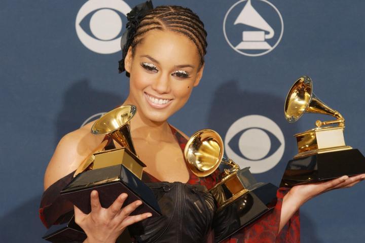 She has won 15 Grammy's