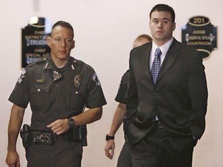 Daniel Holtzclaw Jury Sent