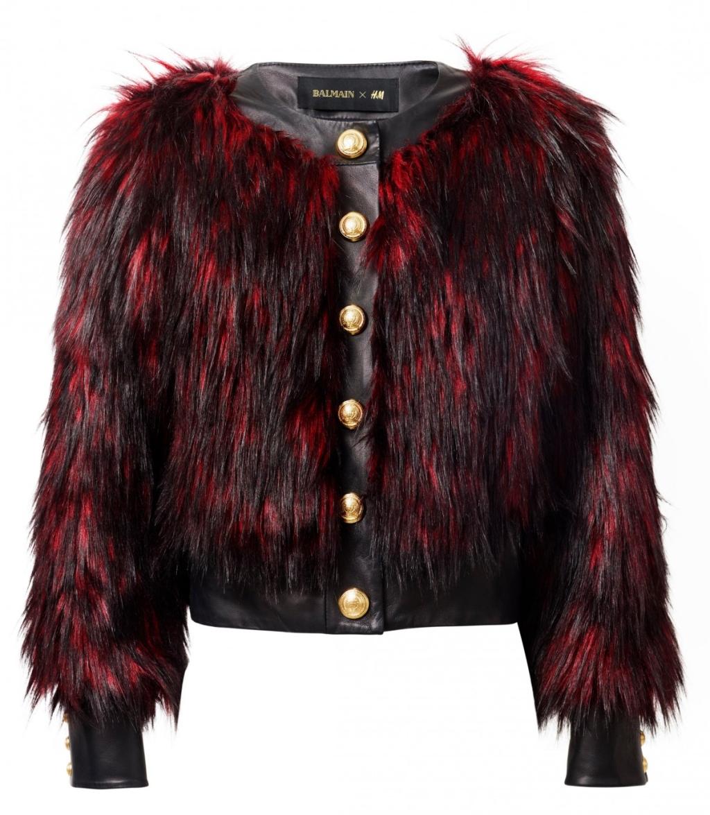 Balmain-x-HM-Red-Faux-Fur-Jacket1-1200x1378
